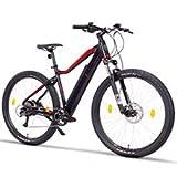 Fitifito MT29 Elektrofahrrad Mountainbike E-Bike 48V 250W Rear Cassette Motor,...