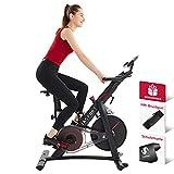JASPORT Speedbike S3, Heimtrainer Indoor Cycling Bike   Magnetbremssystem und...