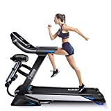 Fitifito keeps you in shape klappbares FT800 Profi-Laufband 20.0km/h, 3PS, 7'...