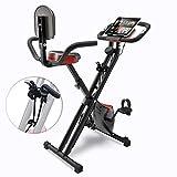 Sportstech Fitness Heimtrainer mit LCD-Konsole & Zugbandsystem   Deutsche...
