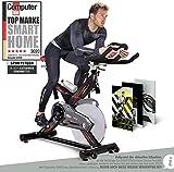 Sportstech Profi Indoor Cycle SX400 | Deutsches Qualitätsunternehmen | mit...