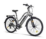 Fitifito CT28 Zoll Elektrofahrrad Citybike E-Bike Pedelec, 48V 250W Cassette...