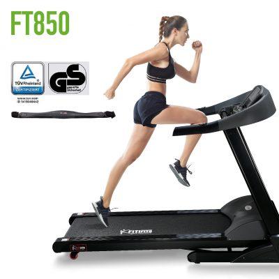 Das FitiFito FT 850 Laufband für Zuhause